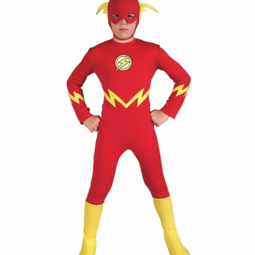 Morris Costume RU882112SM Flash Child Costume, Small Perspective: front