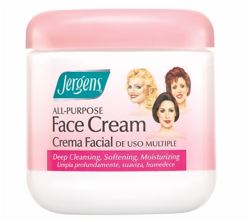 Jergens All-Purpose Face Cream Perspective: front