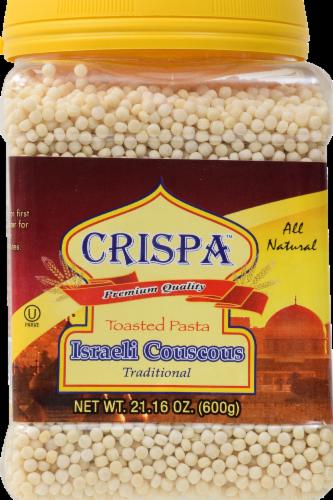 Mariano S Crispa Israeli Couscous 21 16 Oz
