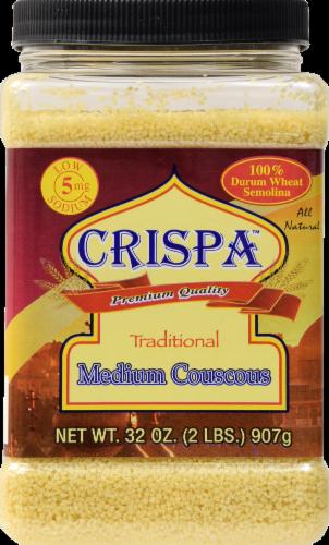 Crispa Traditional Medium Couscous Perspective: front