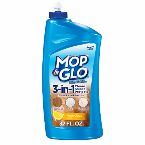 Mop & Glo Multi-Surface Floor Cleaner Perspective: front