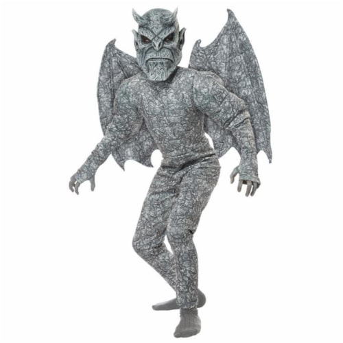 Morris CC00633LG Ghastly Gargoyle Child Kids Costume, Large Perspective: front