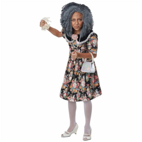 Morris Costumes CC60736 Childs Nana Costume Kit - One Size Perspective: front