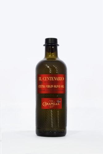 Carapelli Il Centenario Extra Virgin Olive Oil Perspective: front