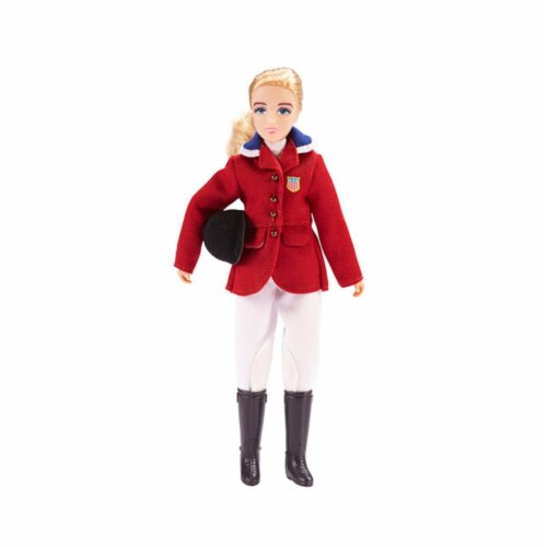 Breyer BH525 Traditional Show Jumper Brenda Perspective: front