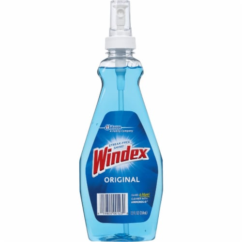 Windex 12 Oz. Original Glass Cleaner 00123 Perspective: front