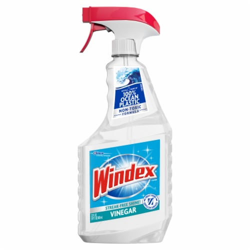Windex Vinegar Glass Cleaner Perspective: front