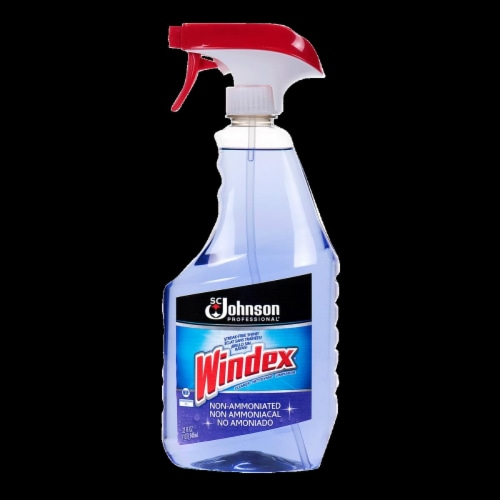 Windex Cleaner,Windex,Non Ammon 697259 Perspective: front