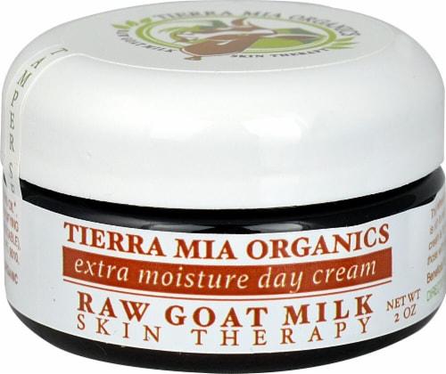 Tierra Mia Organics Extra Moisturizer Perspective: front