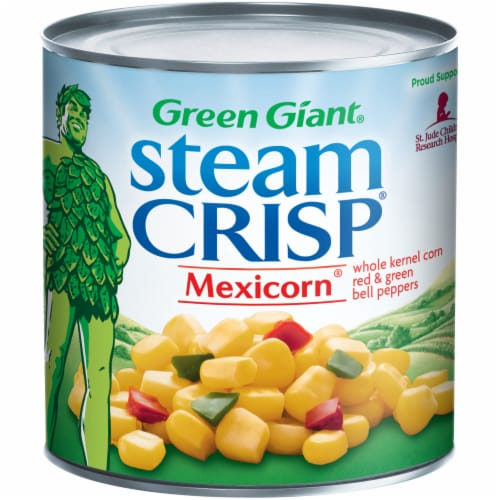 Green Giant Mexicorn Perspective: front