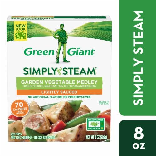 Green Giant Steamers Garden Vegetable Medley Frozen Vegetables Perspective: front