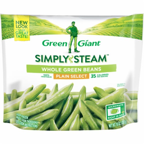 Green Giant Vegetable Select Green Beans Perspective: front