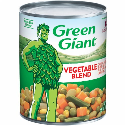 Green Giant Vegetable Blend Perspective: front