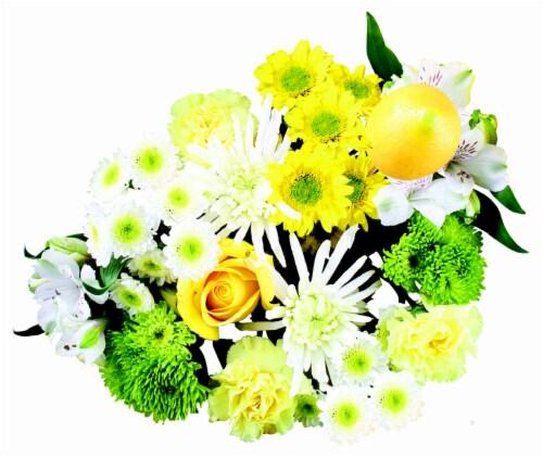 Sunshine Citrus Bouquet Perspective: front