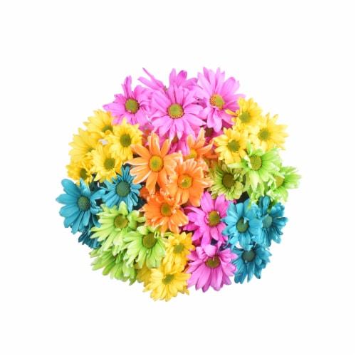Crazy Daisy Sunshine Bouquet Perspective: front