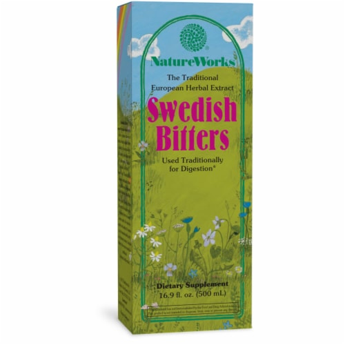 NatureWorks Swedish Bitters Extract Perspective: front