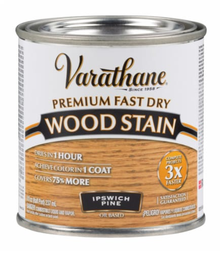 Varathane® Ipswich Pine Oil-Based Wood Stain Perspective: front