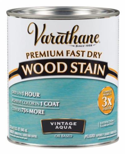Varathane® Vintage Aqua Oil-Based Wood Stain Perspective: front