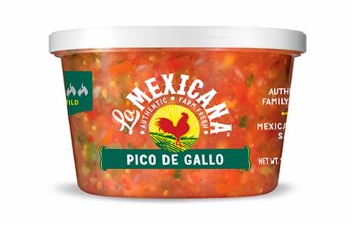 La Mexicana Pico De Gallo Perspective: front
