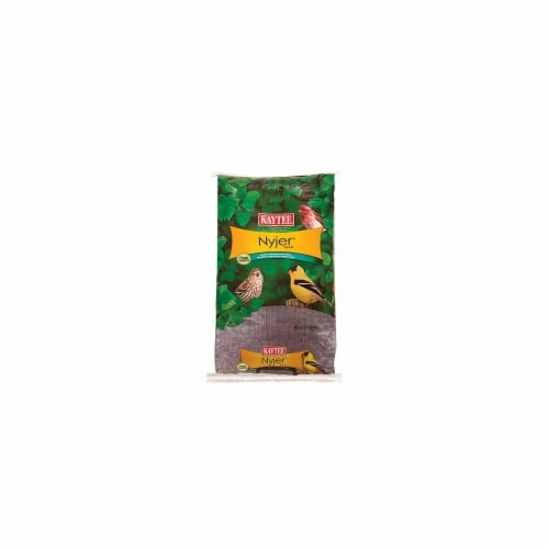Kaytee Products 207752 20 lbs True Value Nyjer Thistle Bird Seed Perspective: front