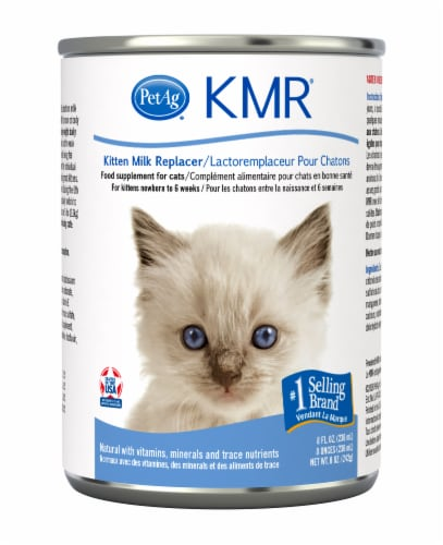 Pet-Ag KMR Kitten Milk Replacer Perspective: front