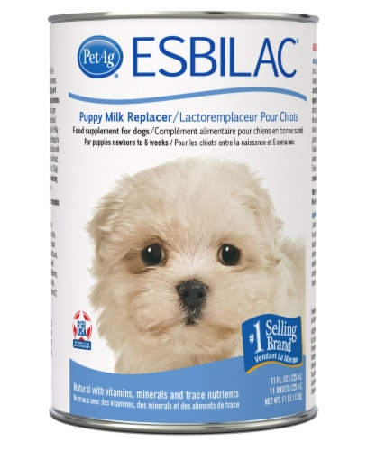 PetAg Esbilac Puppy Milk Replacer Perspective: front