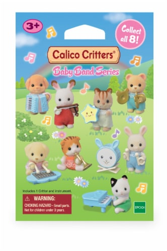 Calico Critters Blind Bag Perspective: front