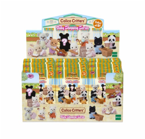 Calico Critters Baby Shopping Series Blind Bag - Assorted Perspective: front