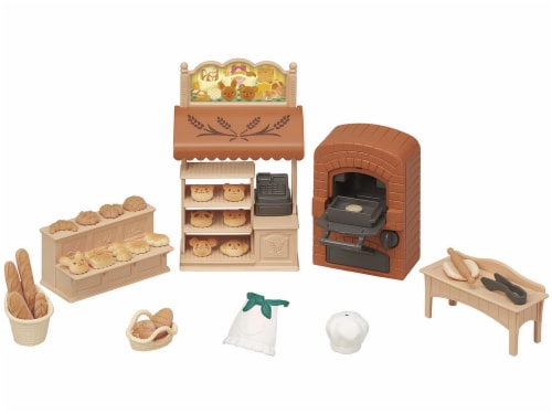 Calico Critters Bakery Shop Starter Set Perspective: front