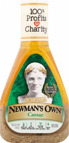 Newman's Own Caesar Dressing Perspective: front
