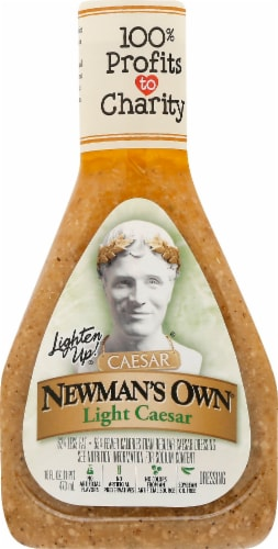 Newman's Own Light Caesar Dressing Perspective: front