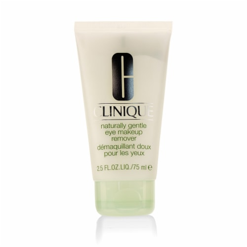 Clinique Naturally Gentle Eye Make Up Remover 75ml/2.5oz Perspective: front