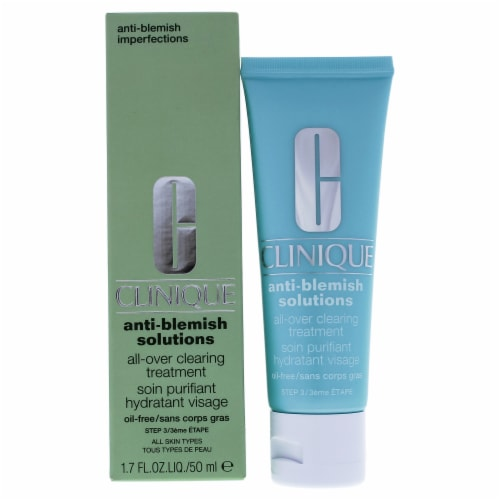 Clinique AntiBlemish Solutions AllOver Clearing Treatment 50ml/1.7oz Perspective: front