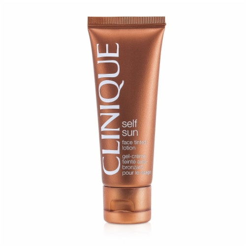 Clinique SelfSun Face Tinted Lotion 50ml/1.7oz Perspective: front