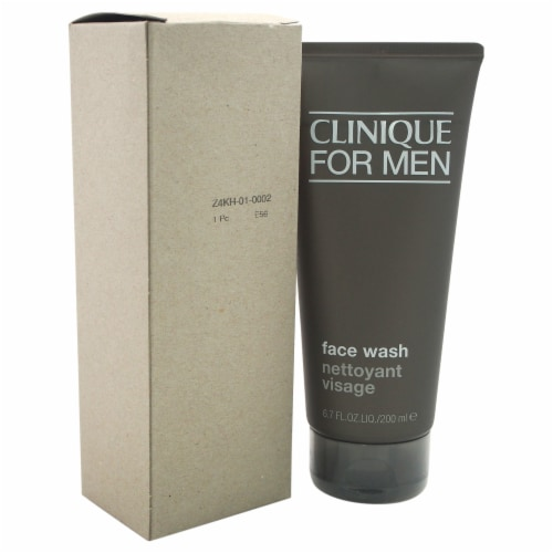 Clinique Men Face Wash (For Normal to Dry Skin) 200ml/6.7oz Perspective: front