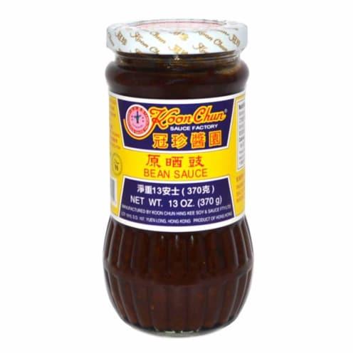 Koon Chun Bean Sauce Perspective: front