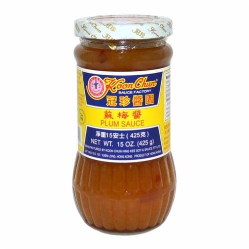 Koon Chun Plum Sauce Perspective: front