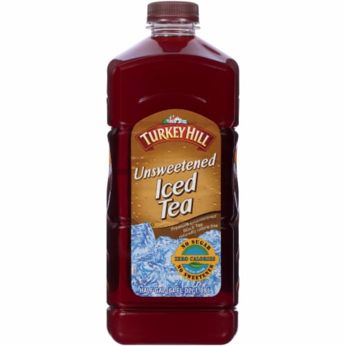 Turkey Hill® Unsweetened Iced Tea Perspective: front