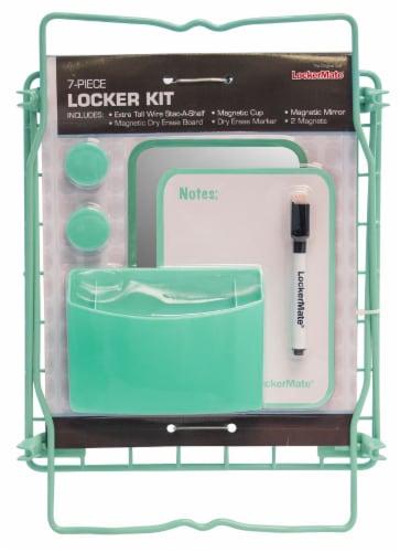 LockerMate 7-Piece Locker Kit - Assorted Perspective: front