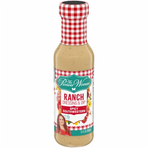 The Pioneer Woman Spicy Southwestern Ranch Dressing & Dip Perspective: front