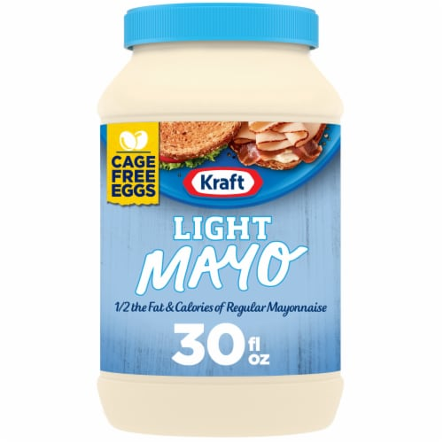 Kraft Light Mayo Perspective: front