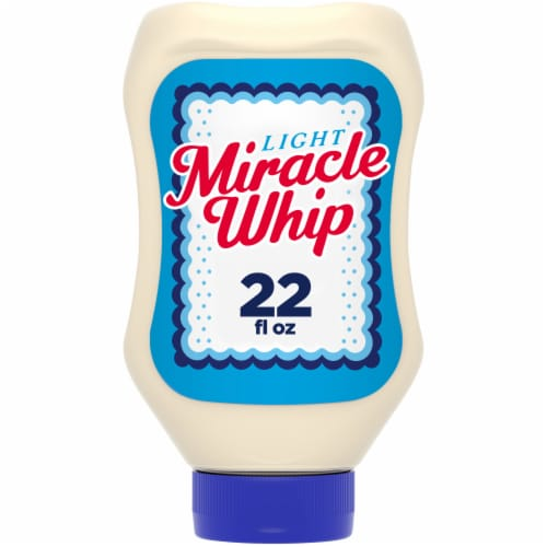 Miracle Whip Light Dressing Perspective: front