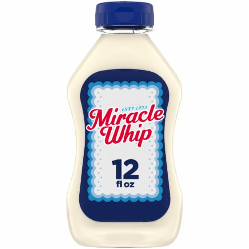 Miracle Whip Original Dressing Perspective: front