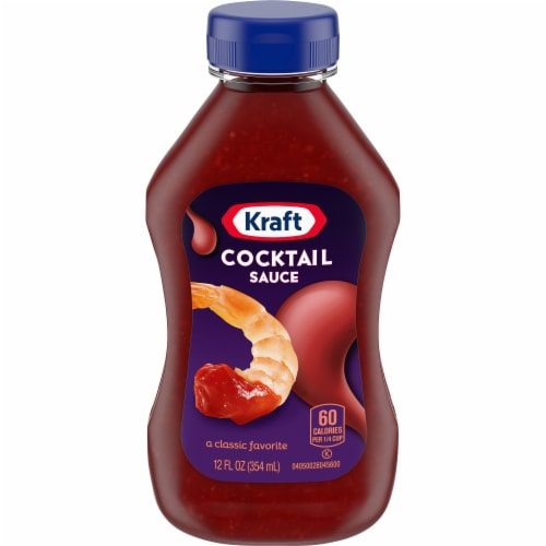 Kraft Cocktail Sauce Perspective: front