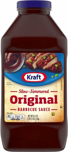 Kraft Original Barbeque Sauce & Dip Perspective: front
