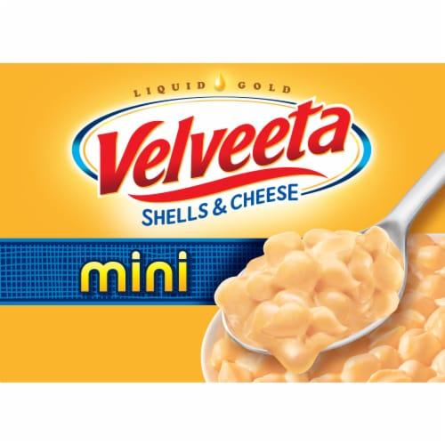 Velveeta Mini Shells & Cheese Dinner Perspective: front