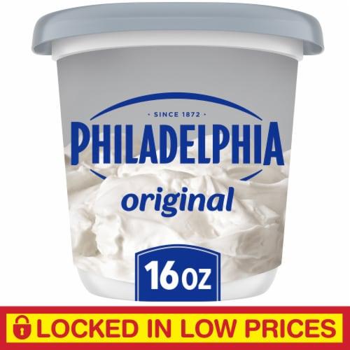 Philadelphia Original Cream Cheese Spread Perspective: front