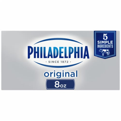 Philadelphia Original Cream Cheese Perspective: front