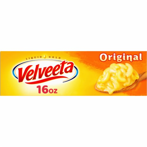 Velveeta Original Cheese Loaf Perspective: front
