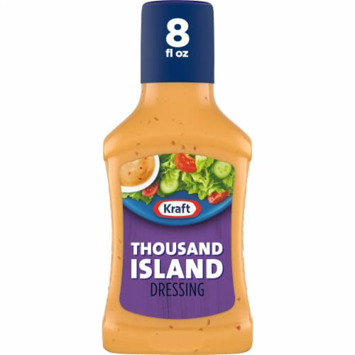 Kraft Thousand Island Dressing Perspective: front